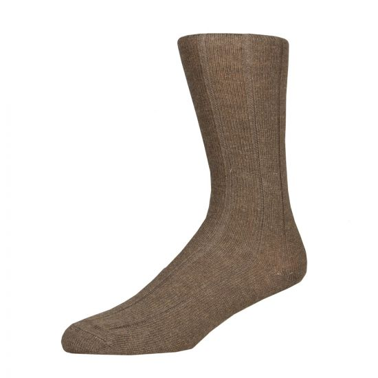 Paul Smith Wool And Cashmere-Blend Socks in Earl