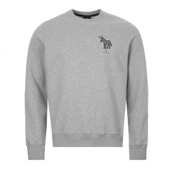 paul smith sweatshirt halo | M2R 027R AP1899 72 grey