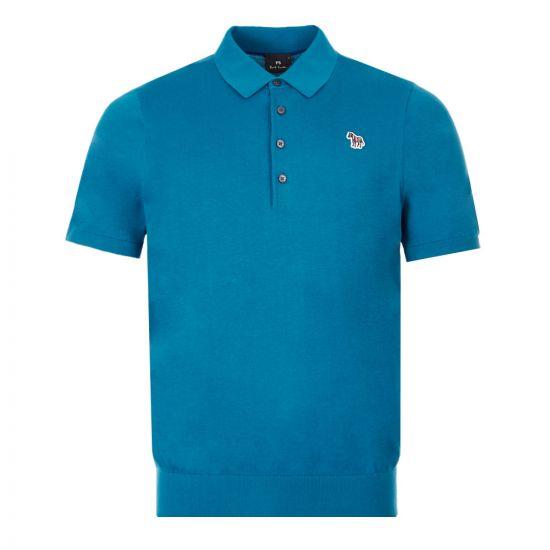 Paul Smith Polo Shirt - Teal 21469CP -1
