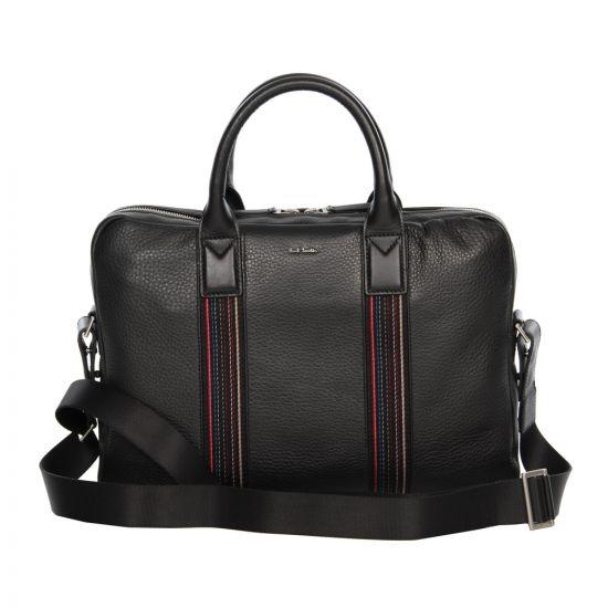 Mens Paul Smith Bag in Black