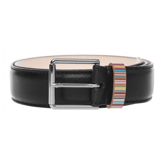 Paul Smith Belt Keeper | MIA 4950 AMULKB 79 Black