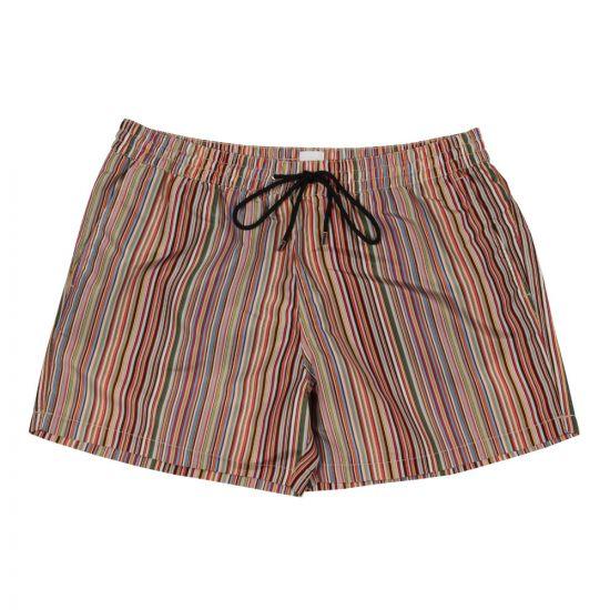 Paul Smith Multi Stripe Swim Shorts