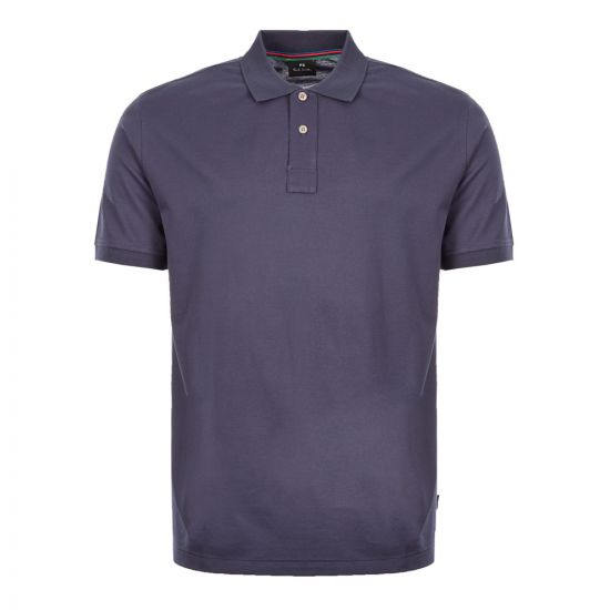 Paul Smith Polo Shirt - Slate Blue 21281CP -4