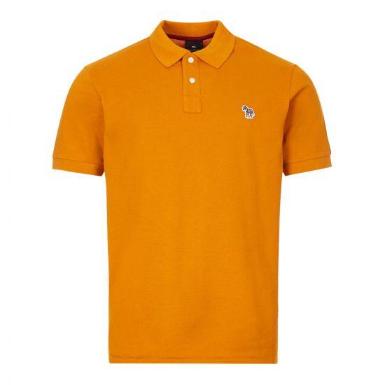 Paul Smith Polo Shirt | M2R 183KZ E20067 19 Dark Rust | Aphrodite1994