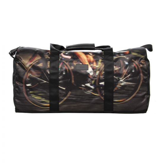 Paul Smith Holdall Sprint Print in Black