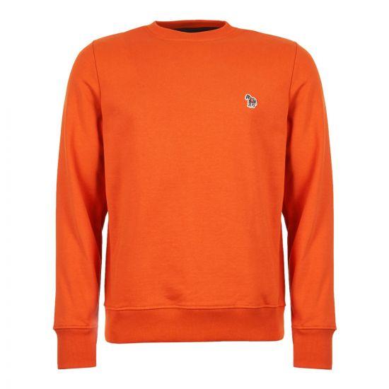 paul smith sweatshirt M2R 027RZ B20075 17 orange