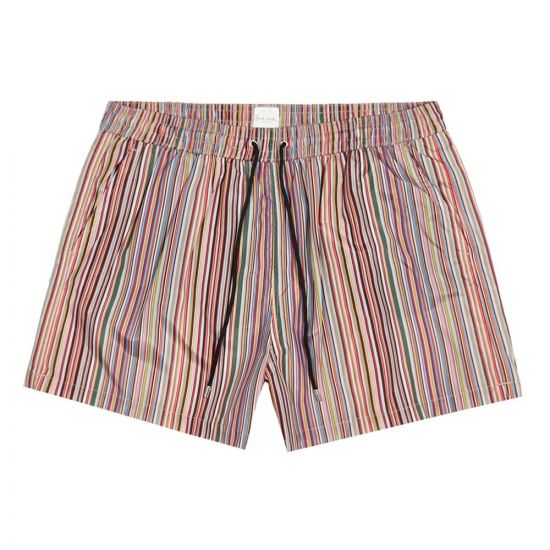 Paul Smith Stripe Swim Shorts   M1A 239BA40674 92 Multi