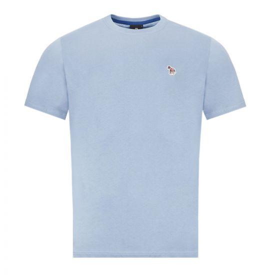 Paul Smith Zebra Logo T-Shirt - Blue  21486CP -4