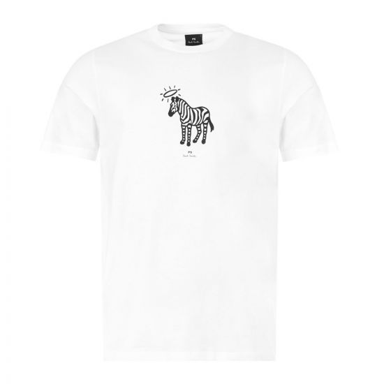 Paul Smith T-Shirt - White 21467CP -1
