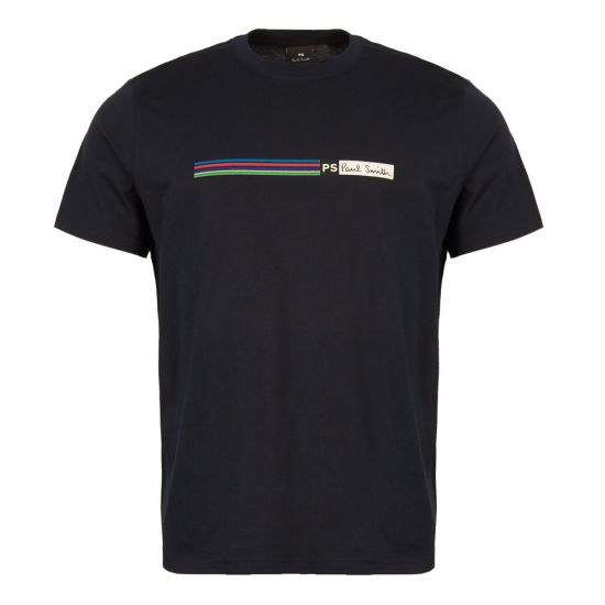 paul smith t-shirt M2R 011R BP0673 49 navy