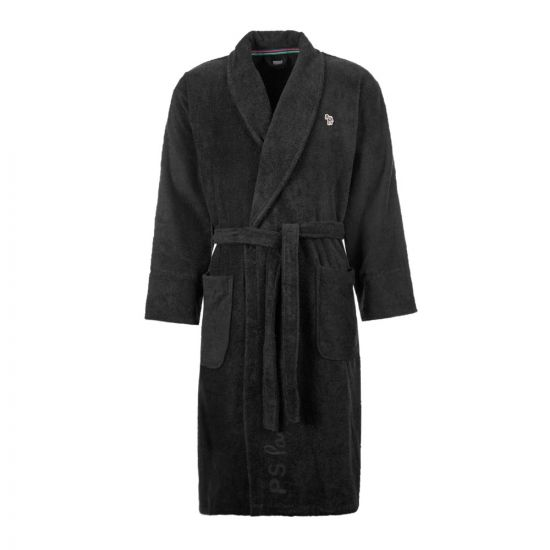 Paul Smith Dressing Gown – Black 21014CP -1