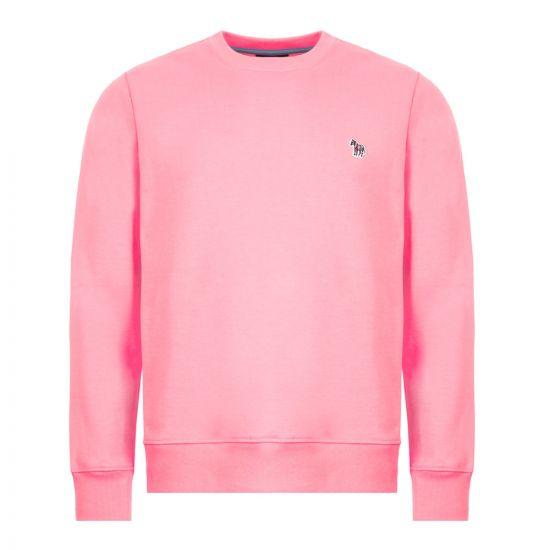 Paul Smith Sweatshirt - Pink 21470CP -4