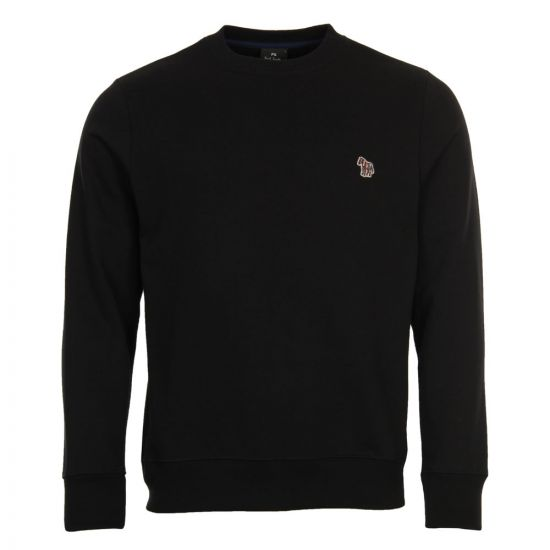 Paul Smith Zebra Sweatshirt M2R 027RZ A20075 79 Black