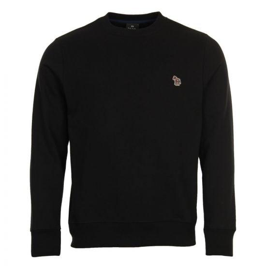 Paul Smith Zebra Sweatshirt 027R AZEBRA 79 Black