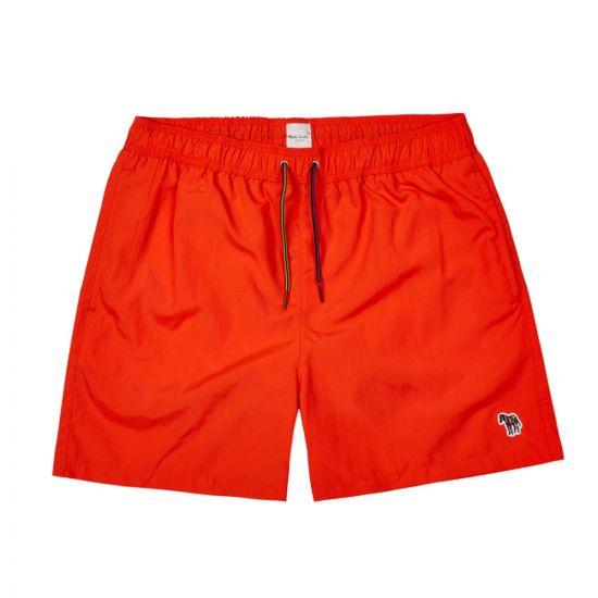 Paul Smith Swim Shorts  M1A 465D EU55 16 Orange   Aphrodite