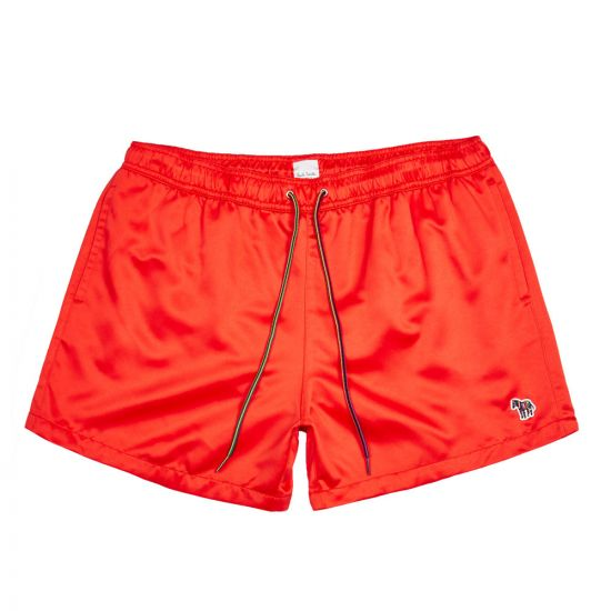 Paul Smith Swim Shorts M1A 465D AU165 25 In Red