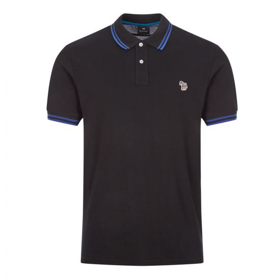 paul smith polo shirt | M2R 183KZ D20068 79 black
