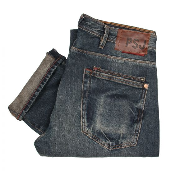 Paul Smith Standard Fit Jeans in Blue