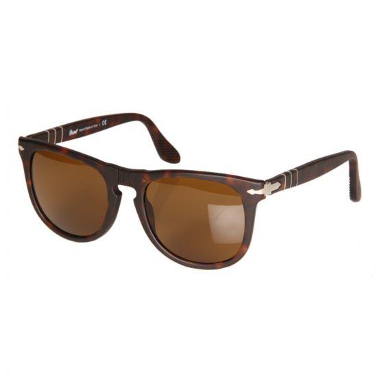 Persol Sunglasses - Matte Havana Suprema