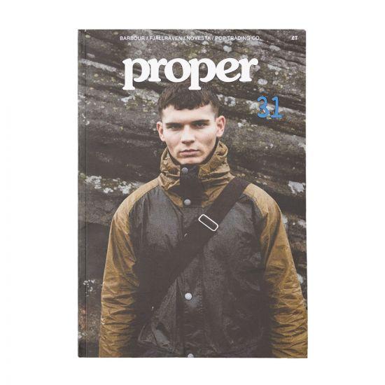 Proper Mag Issue 31 | Aphrodite1994