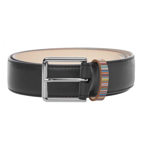 Paul Smith Accessories Belt Keeper - Black 21332CP 0