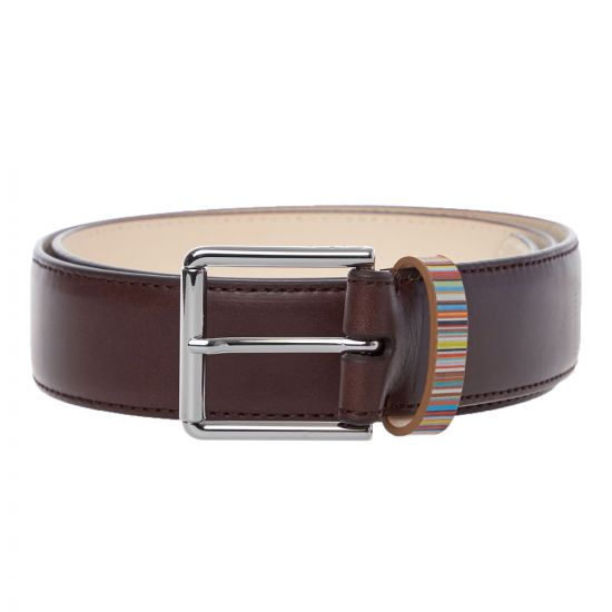 Paul Smith Accessories Belt Keeper – Brown 21331CP 0