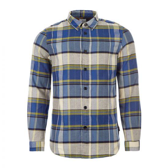 Paul Smith Shirt – Cobalt Blue 21015CP -1