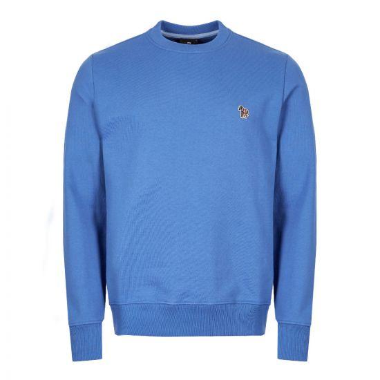 Paul Smith Sweatshirt M2R 027RZ C20075 44 Blue