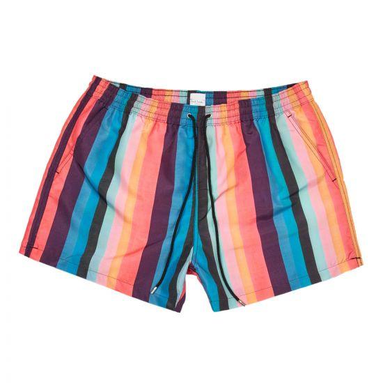 paul smith swim shorts MIA 239B A40001 96 multi stripe