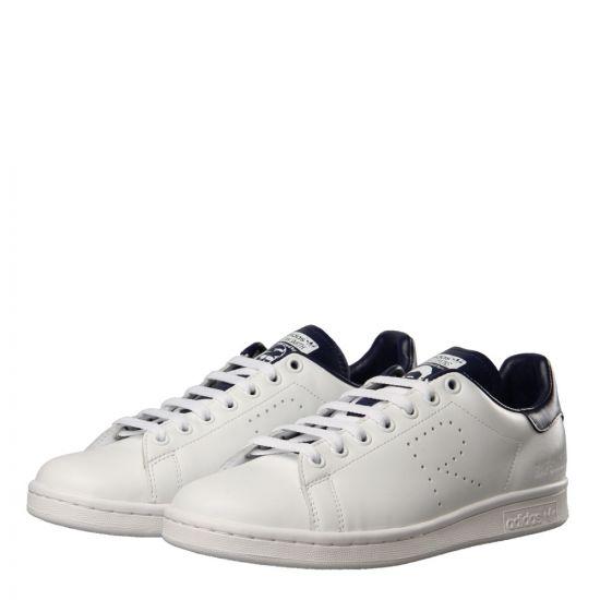 adidas x Raf Simons Stan Smith Sneaker B22543 White / Night Sky