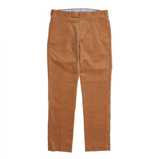 Ralph Lauren Hudson Cord Trousers in Luxury Beige
