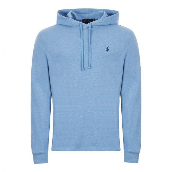 Ralph Lauren Sweatshirt Hooded 710790573 005 Blue