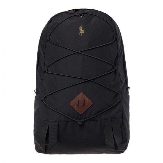 Ralph Lauren Backpack   405792451 001 Black