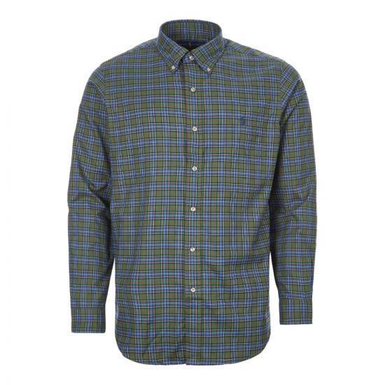 Ralph Lauren Shirt Sports | 710769717 002 Green / Blue