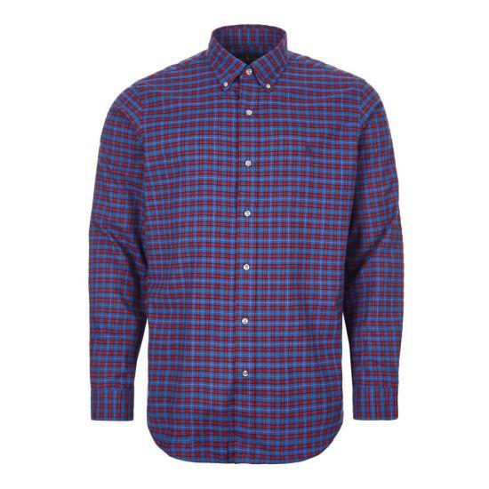 Ralph Lauren Shirt Sports | 710769717 001 Red / Blue