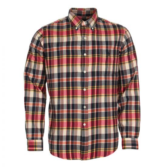 Ralph Lauren Flannel Shirt 710716064 002 Multi Check