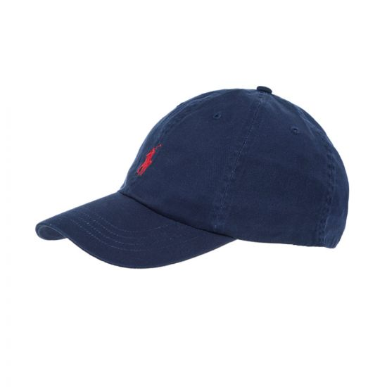 Ralph Lauren Cap 710667709|037 In Navy At Aphrodite Clothing