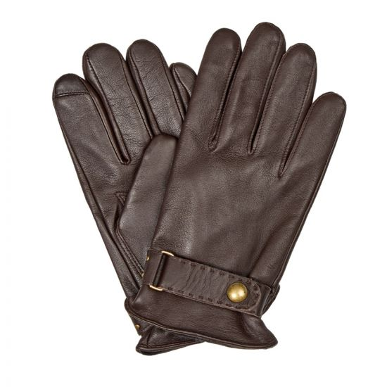 Classic Tech Glove - Circuit Brown