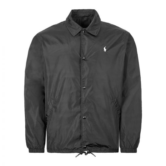 Ralph Lauren Jacket Coaches – Black 21060CP -1