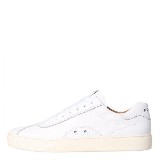 Polo Ralph Lauren Court 100 Lux 809710574 001 In White
