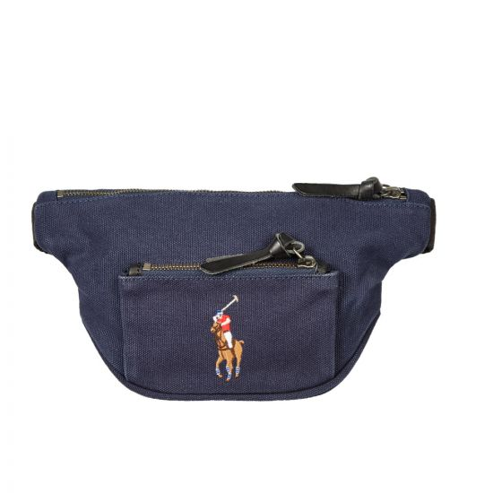 Ralph Lauren bum Bag | 405769874|001 Navy | Aphrodite Clothing