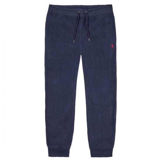 Ralph Lauren Pants Fleece | 710768834 001 Navy