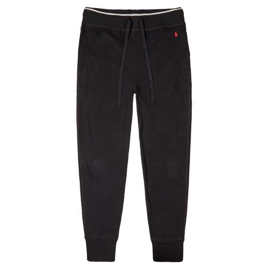 ralph lauren sleepwear trousers 714754030 004 black