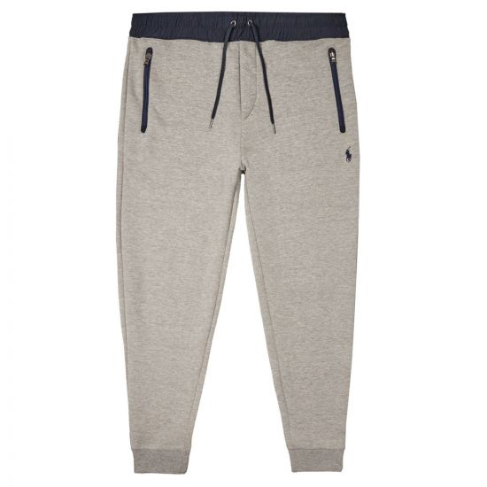 Ralph Lauren Track Pants - Heather Grey  21538CP -1