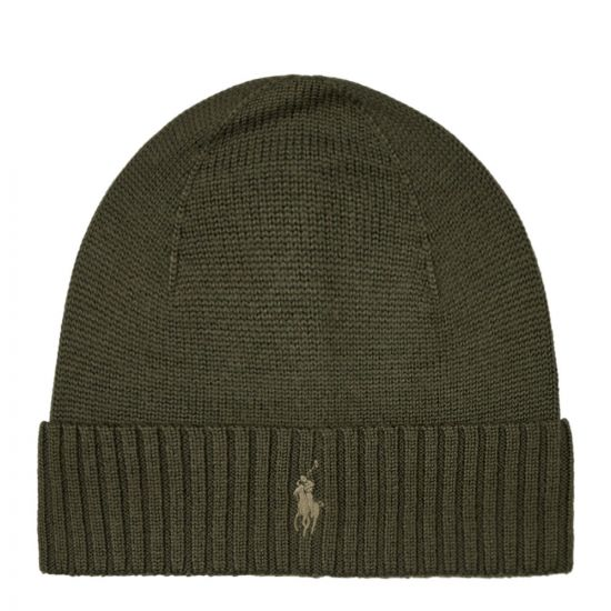 Ralph Lauren Hat Knitted | 710761415 005 Green