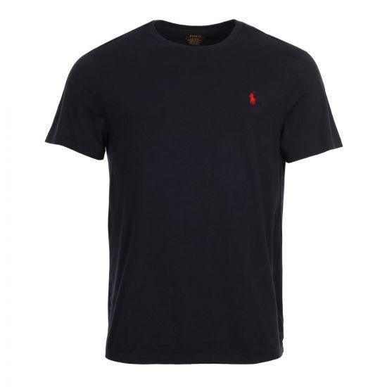 Ralph Lauren T Shirt in Ink Blue