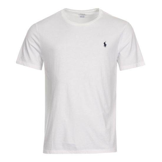 Ralph Lauren T Shirt in White