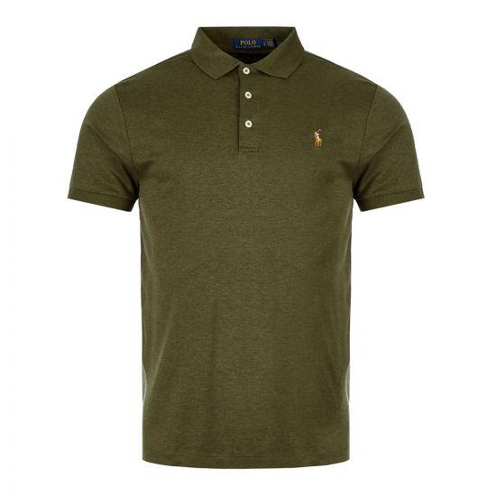 Ralph Lauren Polo Shirt   710652578 104 Green
