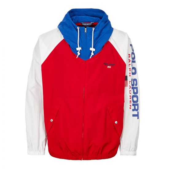 Ralph Lauren Jacket | 710754476 001 Red / White / Blue