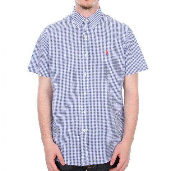 Ralph Lauren Shirt in Blue / White